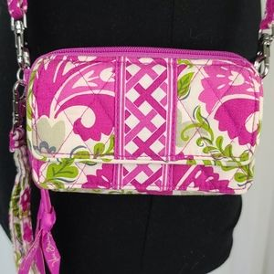 "Vera Bradley All in One ""Julep Tulip"""